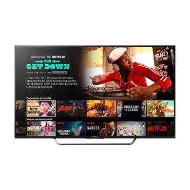 XBR-55X705D-Netflix