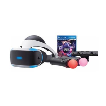 PREVENTA---PLAY-STATION-4-VR---CAMARA--2-MOVE--PS4-WORLDS