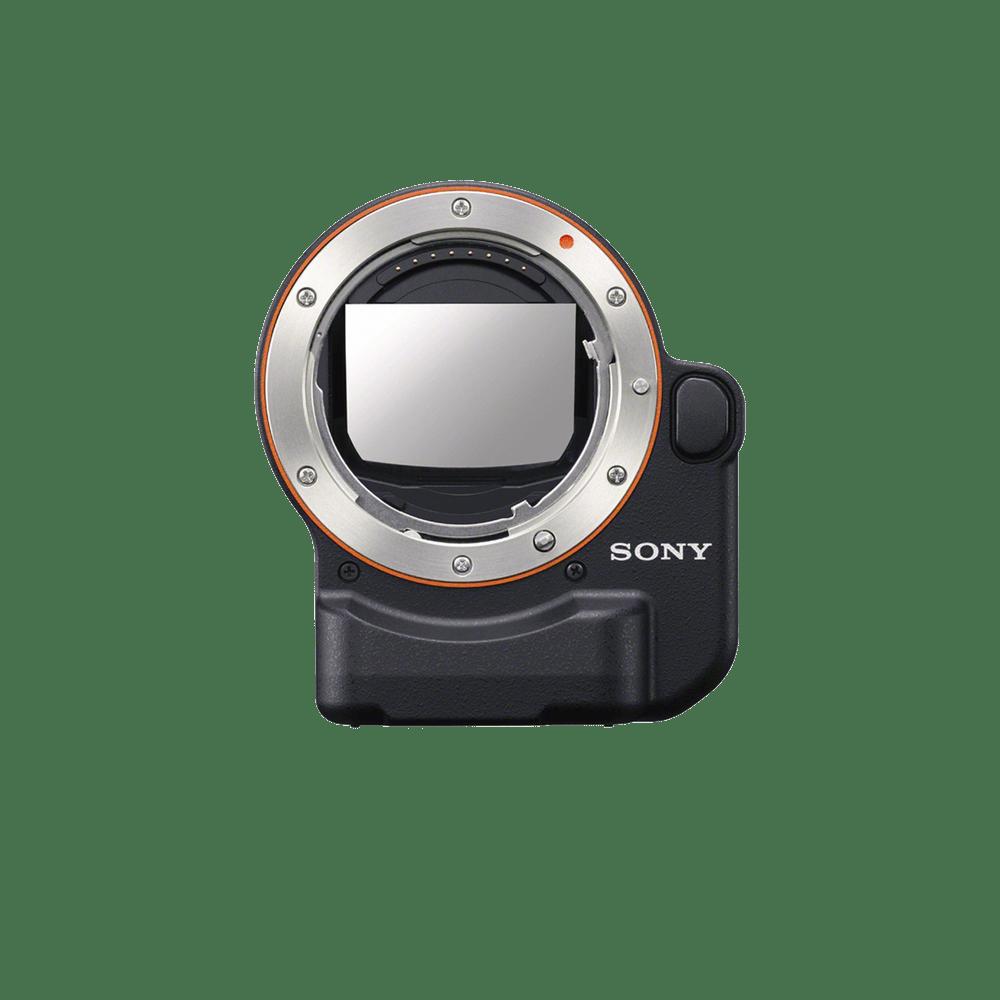 Adaptador montura tipo A, fotograma completo, 35 mm LA-EA4 | Sony ...