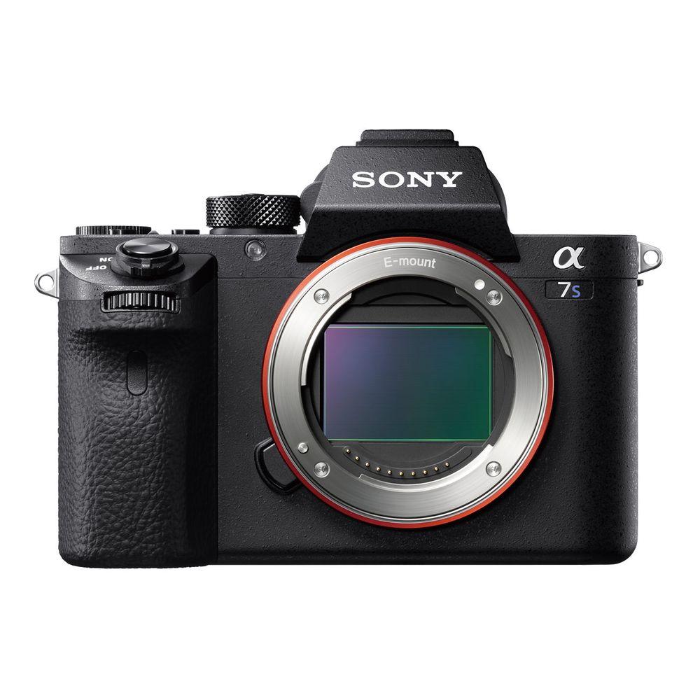 Cámara a7S II con montura E y sensor full-frame | Sony Store México ...