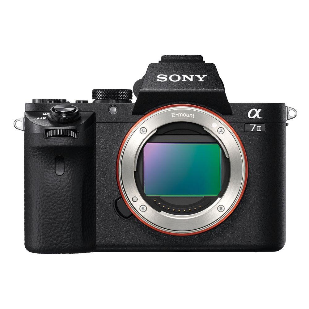 a7 II sólo cuerpo de ILC Full Frame (no incluye lente)   Sony Store ...