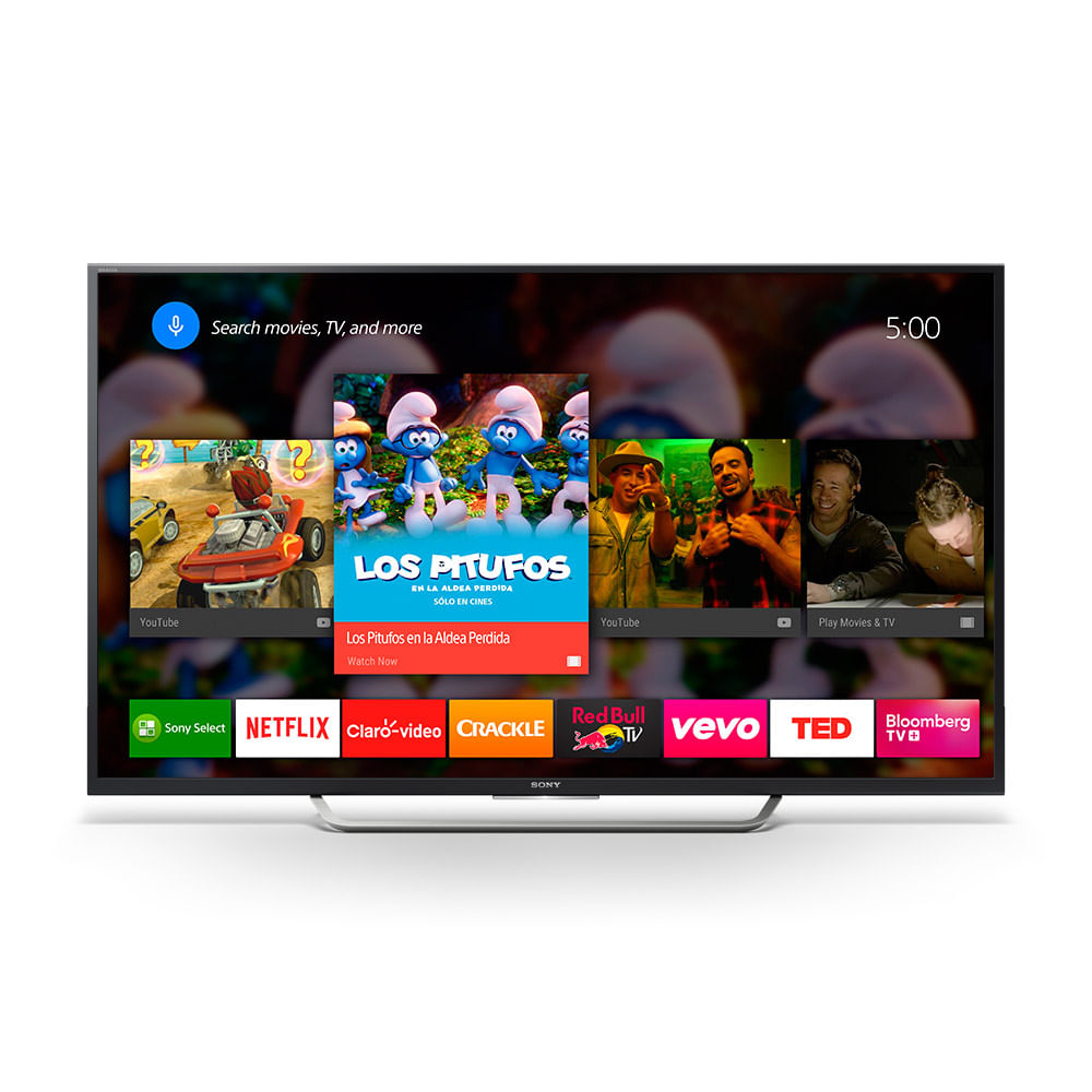 X750D Ultra HD 4K con Android TV™ | Sony Store Mexico - Sony Store ...