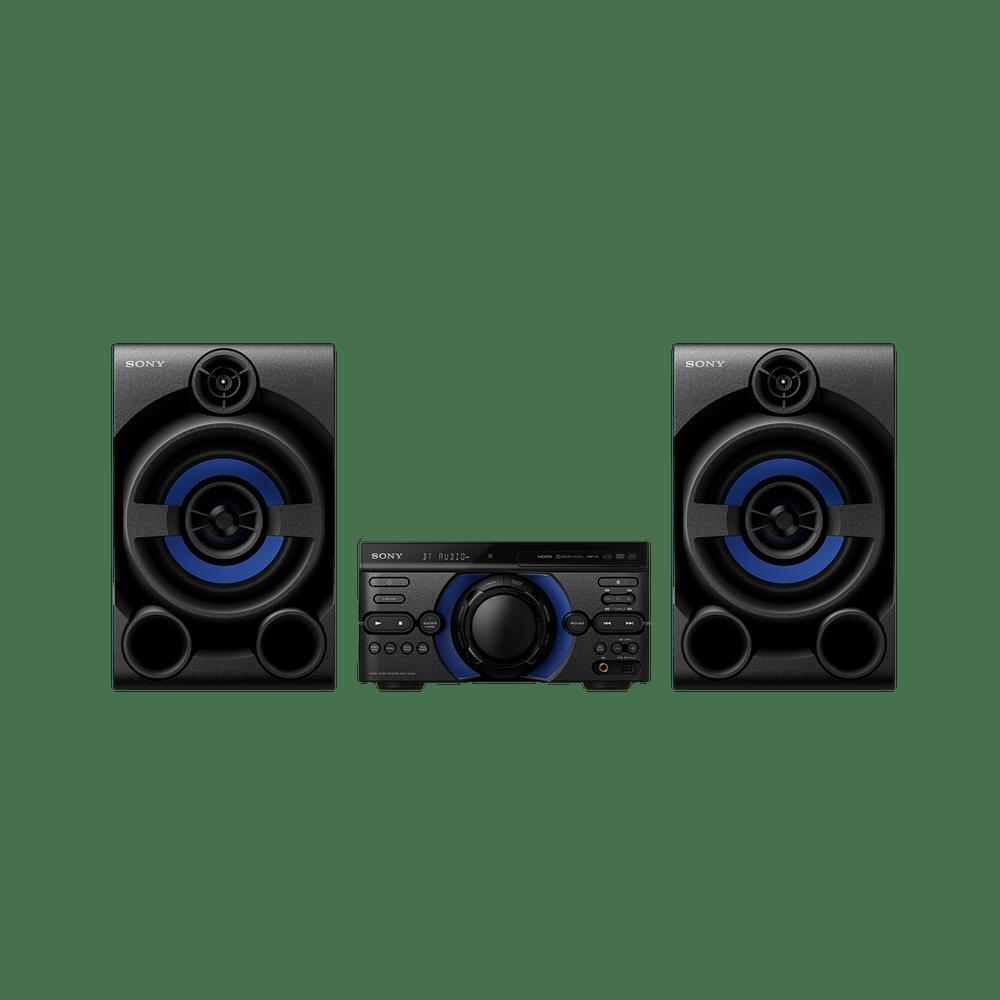 Sistema de audio de alta potencia con DVD M20D  d9a0a8d8ba5