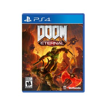 PS4-Doom-Etarnal